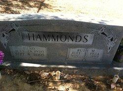 Ruth Marie <i>Bohannon</i> Hammonds