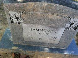 Edythe H Hammonds