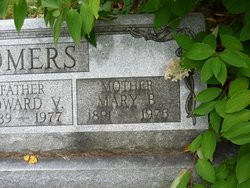 Mary Eliza <i>Barager</i> Somers