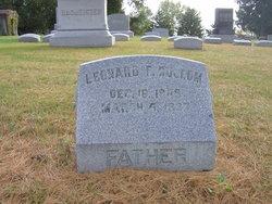 Leonard F Cullom