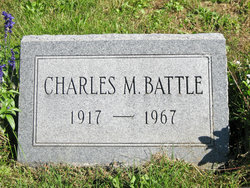 Charles M Battle