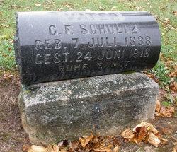 Karl Friedrich Ferdinand Schultz