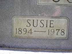 Susie <i>Gold</i> Cook
