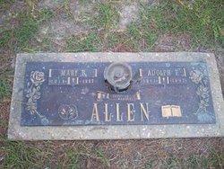 Adolph F Allen