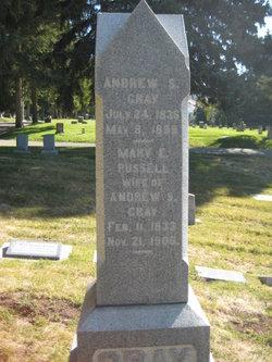 Mary Elizabeth <i>Russell</i> Gray