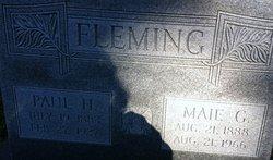 Paul H Fleming