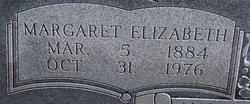 Margaret Elizabeth Lizzie <i>Reaves</i> Bittick
