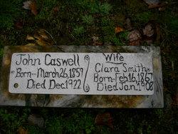 Clara <i>Smith</i> Caswell