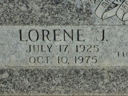 Lorene J <i>Eaton</i> Heeb