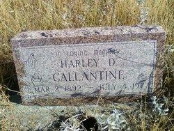 Harley D. Callantine