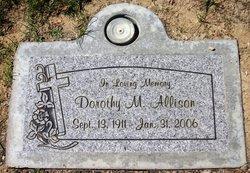 Dorothy Mathlida Allison