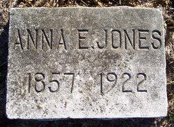 Anna Elizabeth Annie <i>Bowles</i> Jones