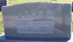 Myrta Shelton <i>Dickinson</i> Jones