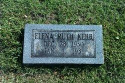 Elena Ruth Kerr