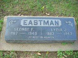 Lydia Jane <i>Teeples</i> Eastman