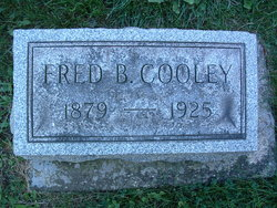 Fred B Cooley