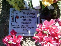 Jeannette Marie Garcia