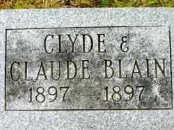 Claude Blain