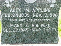 Alex M. Appling