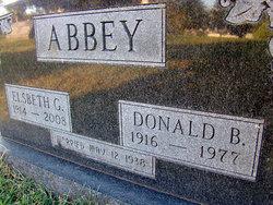 Donald B Abbey