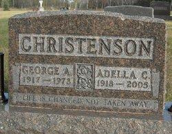 Adella C. <i>Borslien</i> Christenson
