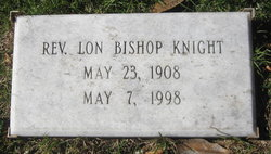 Rev Lon Bishop Knight