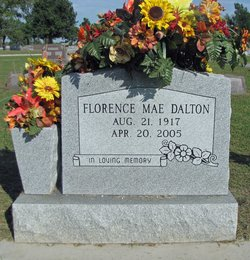 Florence Mae <i>Winton</i> Dobson - Dalton