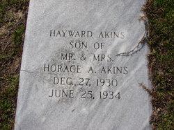 Hayward Akins