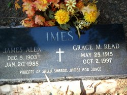 Grace M <i>Read</i> Imes