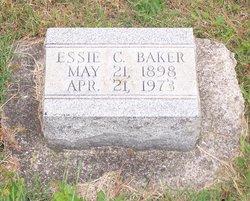 Essie C. <i>Hargett</i> Baker