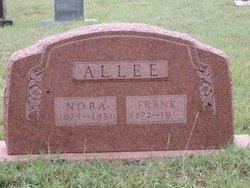 Nora Bell <i>Lucas</i> Allee