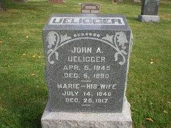 Johann Adrian John Ueligger