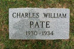 Charles William Pate