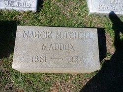 Margaret Maggie <i>Mitchell</i> Maddox
