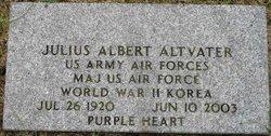 Julius Albert Altvater
