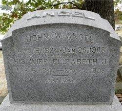 Elizabeth J <i>Sullivan</i> Angel
