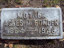 Agnes <i>Millar/Beaton</i> Bowden