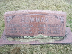 John William Bowman
