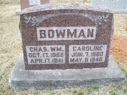 Caroline <i>Genni</i> Bowman