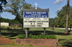 Mount Shady Baptist Church Cemetery