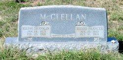 Elijah Shanklin McClellan