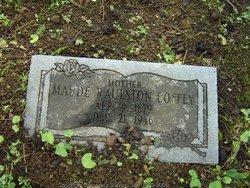 Emma Maude <i>Raulston</i> Coffey