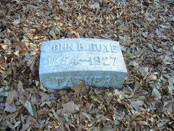 John Benjamin Guy