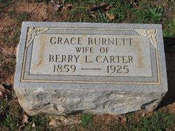 Grace <i>Burnett</i> Carter