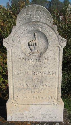 Amanda Mariah Bonham