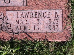 Lawrence Benton Craig