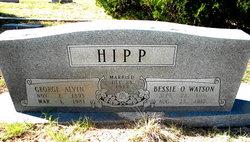 Bessie Omelia <i>Watson</i> Hipp