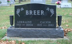 Calvin W Breer