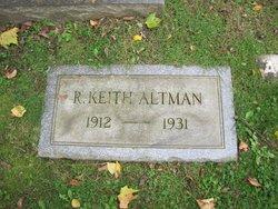 Ralph Keith Altman
