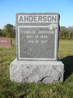 Franklin Frank Anderson
